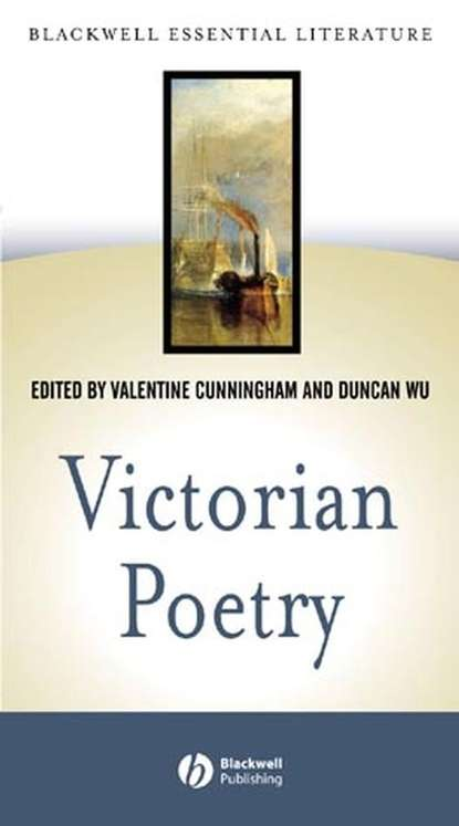 Duncan Wu Victorian Poetry недорого