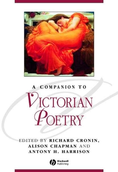 Richard Cronin A Companion to Victorian Poetry недорого