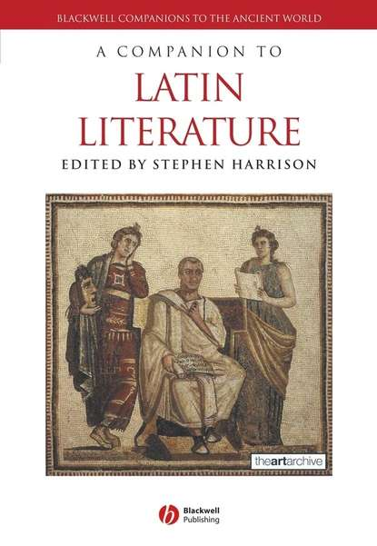 Группа авторов A Companion to Latin Literature vessey mark a companion to augustine
