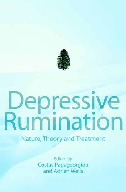 Adrian Wells Depressive Rumination montgomery stuart a treatment resistant depression