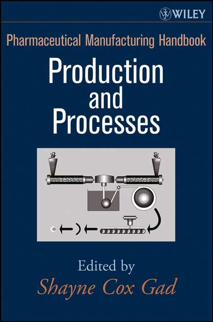 Shayne Cox Gad Pharmaceutical Manufacturing Handbook stefan behme manufacturing of pharmaceutical proteins from technology to economy