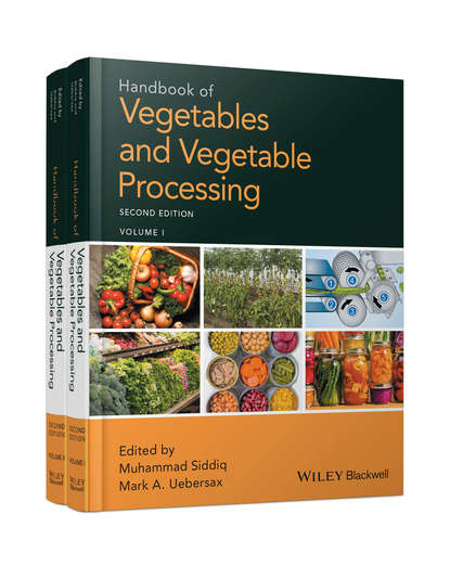 Muhammad Siddiq Handbook of Vegetables and Vegetable Processing недорого