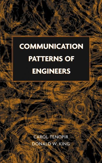 Carol Tenopir Communication Patterns of Engineers science communication
