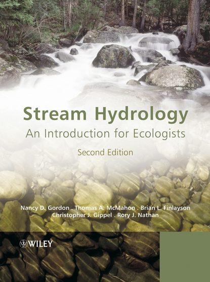 Thomas McMahon A. Stream Hydrology thomas mcmahon a stream hydrology