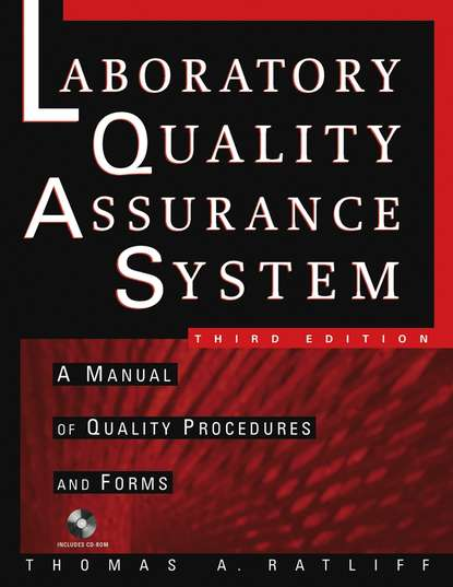 Фото - Thomas Ratliff A. The Laboratory Quality Assurance System sally anne pitt internal audit quality developing a quality assurance and improvement program