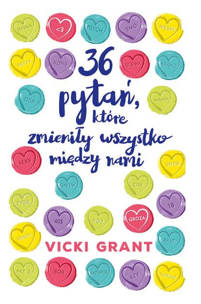 Vicki Grant 36 pytań, które zmieniły wszystko między nami joanna puchalska polki które zmieniły wizerunek kobiety