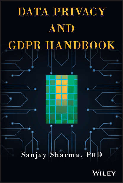 Sanjay Sharma K. Data Privacy and GDPR Handbook недорого