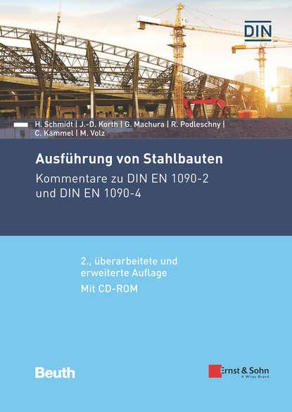 Christian Kammel Ausführung von Stahlbauten недорого