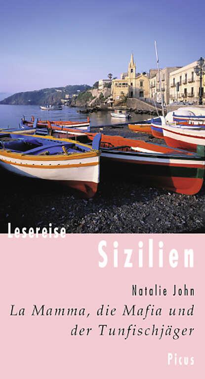 Natalie John Lesereise Sizilien недорого