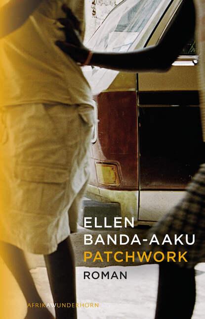 Ellen Banda-Aaku Patchwork maria krasowska banda niematerialnych szaleńców