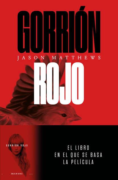 Jason Matthews Gorrión rojo недорого