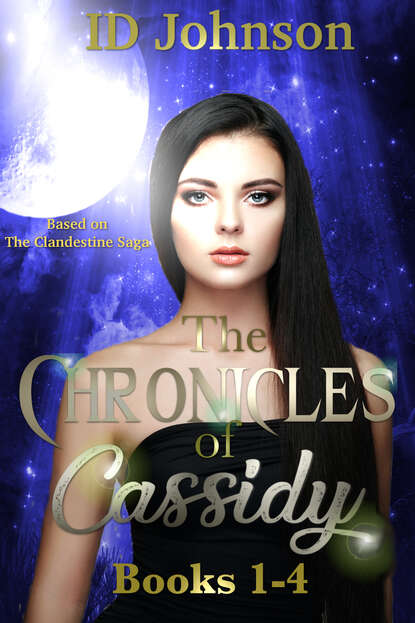 ID Johnson The Chronicles of Cassidy Books 1-4 недорого