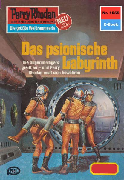 H.G. Ewers Perry Rhodan 1055: Das psionische Labyrinth недорого