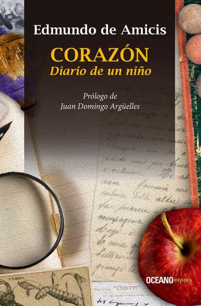 Edmundo de Amicis Corazón. Diario de un niño edmondo de amicis ricordi del 1870 71