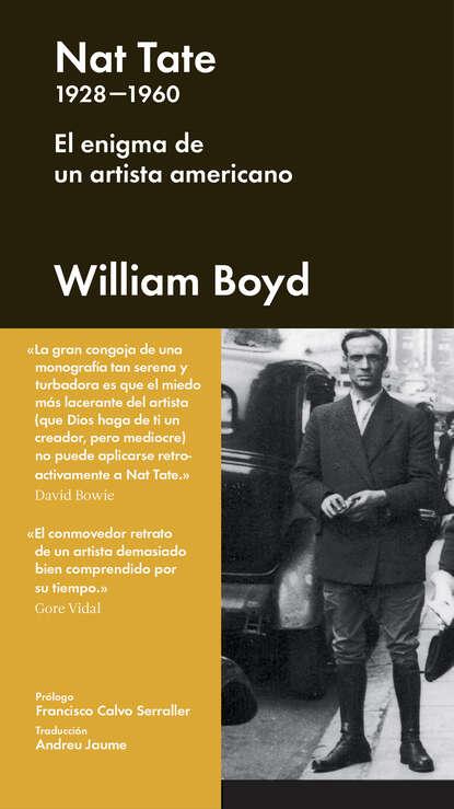 William Boyd Nat Tate 1928-1960