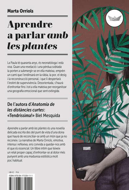 Marta Orriols Aprendre a parlar amb les plantes