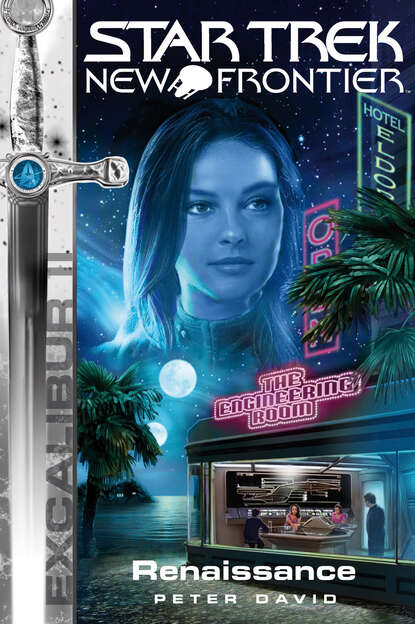 Peter David Star Trek - New Frontier 08: Excalibur - Renaissance недорого