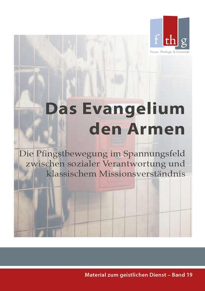 Wolfgang Vondey Das Evangelium den Armen philipp vandenberg das fünfte evangelium