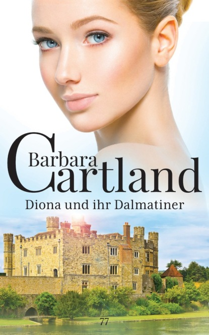 Barbara Cartland Diona und ihr Dalmatiner askona diona 50x70