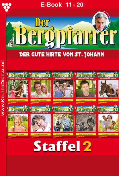 Toni Waidacher Der Bergpfarrer Staffel 2 – Heimatroman toni waidacher der bergpfarrer staffel 13 – heimatroman