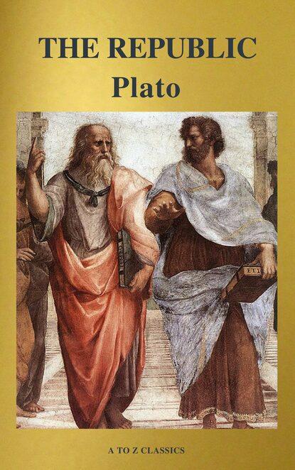 Plato The Republic ( Active TOC, Free Audiobook) (A to Z Classics) недорого