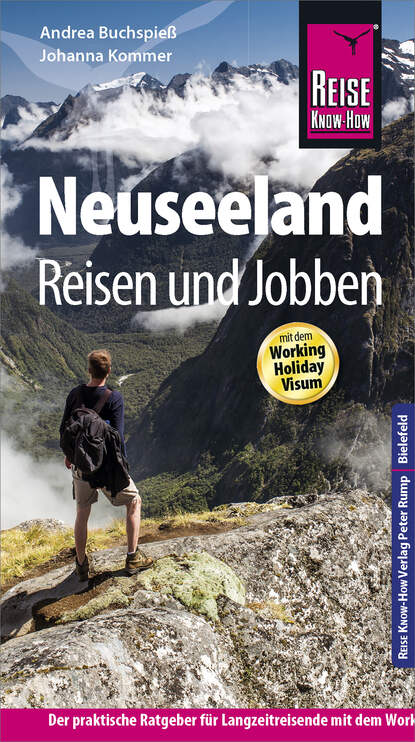 Andrea Buchspieß Reise Know-How Reiseführer Neuseeland - Reisen & Jobben mit dem Working Holiday Visum недорого