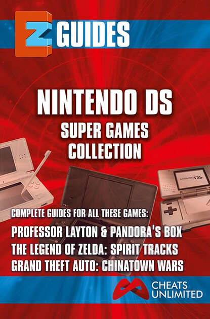The Cheat Mistress The Nintendo DS Super Games Edition the cheat mistress multi format