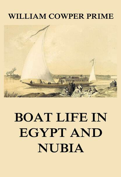 William Cowper Prime Boat Life in Egypt and Nubia недорого