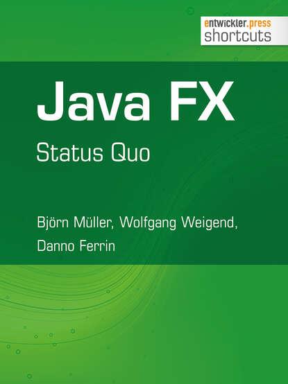 Bjorn Muller Java FX - Status Quo status quo status quo icon