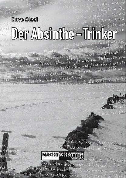 Der Absinthe-Trinker фото