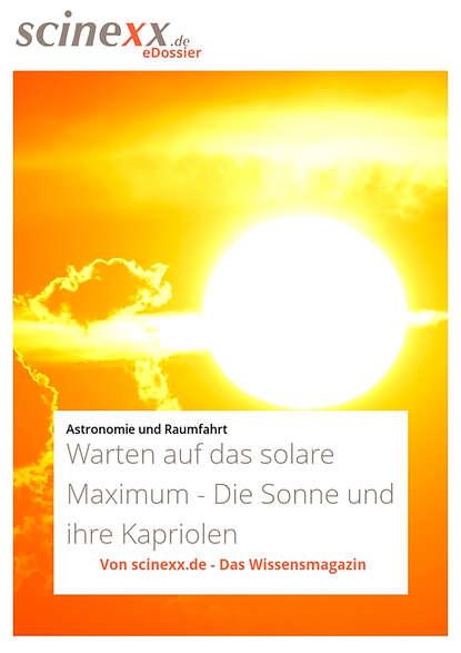 Nadja Podbregar Warten auf das solare Maximum недорого