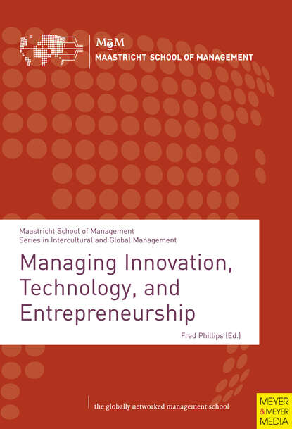 Fred Phillips Managing Innovation, Technology, and Entrepreneurship managing budgets
