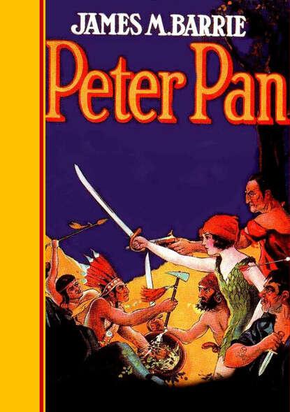 Джеймс Барри Peter Pan y Wendy джеймс барри auld licht idylls