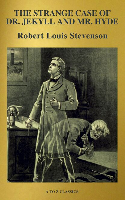 A to Z Classics The strange case of Dr. Jekyll and Mr. Hyde (Active TOC, Free Audiobook) (A to Z Classics) недорого