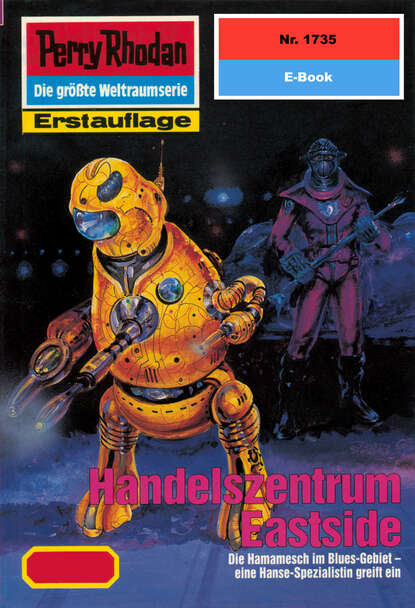 Perry Rhodan 1735: Handelszentrum Eastside
