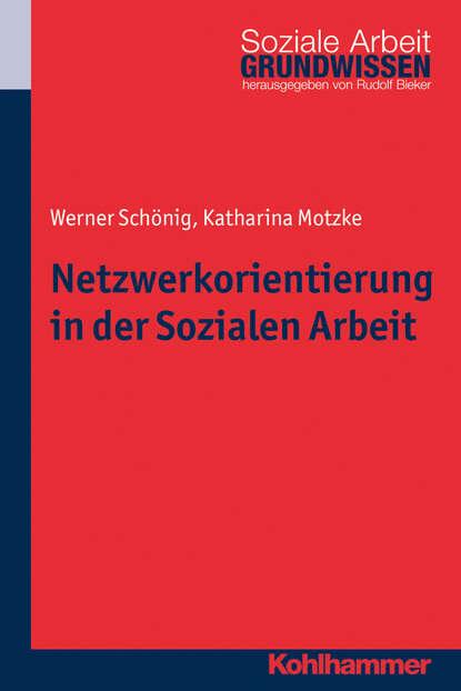 Werner Schönig Netzwerkorientierung in der Sozialen Arbeit ursula hochuli freund kooperative prozessgestaltung in der sozialen arbeit
