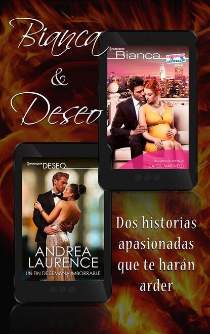 Varias Autoras E-Pack Bianca y Deseo marzo 2019 varias autoras pack deseo y jazmín abril 2016