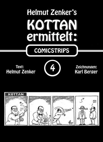Фото - Helmut Zenker Kottan ermittelt: Comicstrips 4 helmut zenker kottan ermittelt new comicstrips 1