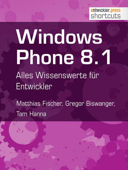 Tam Hanna Windows Phone 8.1 недорого