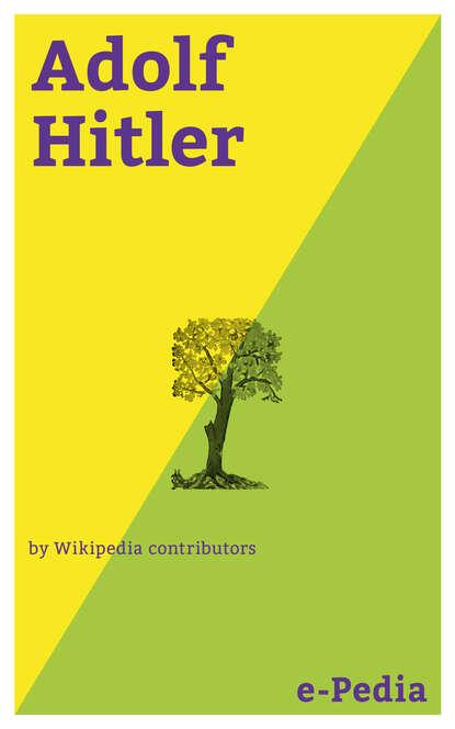 wikipedia contributors e pedia leonardo dicaprio Wikipedia contributors e-Pedia: Adolf Hitler