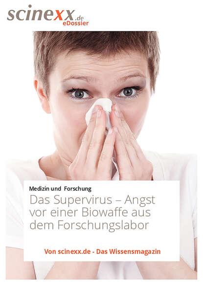 Nadja Podbregar Das Supervirus недорого