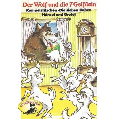 Hans Christian Andersen Gebrüder Grimm, Der Wolf und die sieben Geißlein und weitere Märchen gebrüder grimm beliebte märchen folge 2 könig drosselbart und weitere märchen