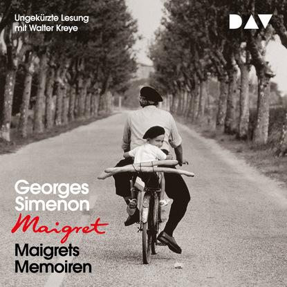 Фото - Georges Simenon Maigrets Memoiren (Ungekürzt) georges simenon maigret podróżuje