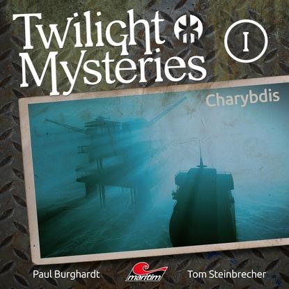 Фото - Paul Burghardt Twilight Mysteries, Die neuen Folgen, Folge 1: Charybdis paul burghardt twilight mysteries die neuen folgen folge 2 thanatos