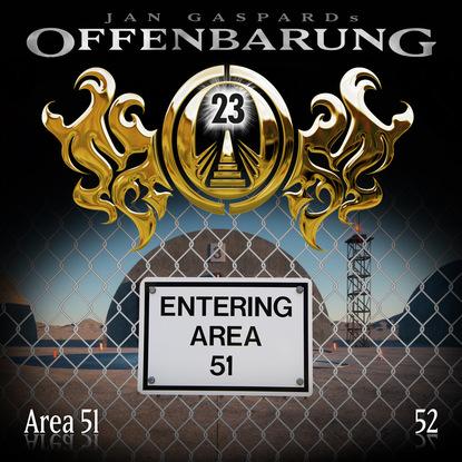 Фото - Jan Gaspard Offenbarung 23, Folge 52: Area 51 jan gaspard offenbarung 23 folge 8 macht