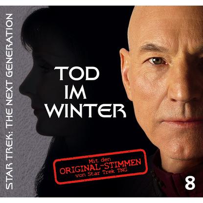 Michael Jan Friedman Star Trek - The Next Generation, Tod im Winter, Episode 8 michael jan friedman crossover