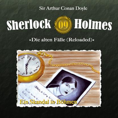 Фото - Arthur Conan Doyle Sherlock Holmes, Die alten Fälle (Reloaded), Fall 9: Ein Skandal in Böhmen rafael kropiunigg eine österreichische affäre