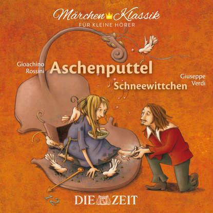 Фото - Brüder Grimm Die ZEIT-Edition Märchen Klassik für kleine Hörer - Aschenputtel und Schneewittchen mit Musik von Gioachino Rossini und Giuseppe Verdi livanios eleni aschenputtel