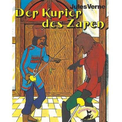 Жюль Верн Jules Verne, Der Kurier des Zaren jules verne le sphinx des glaces