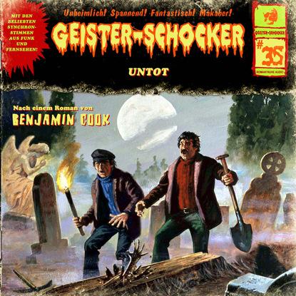 Benjamin Cook Geister-Schocker, Folge 35: Untot недорого